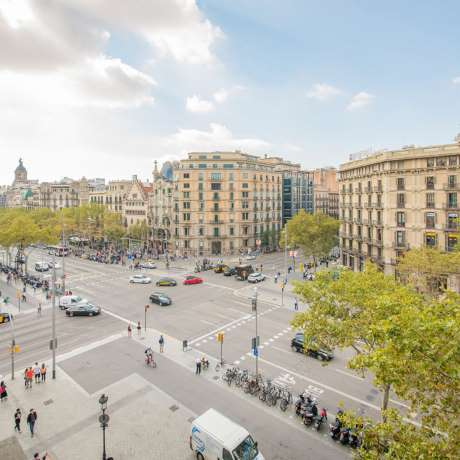 Apartment with touristic license on Passeig de Gracia